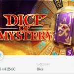 Mysery of Dice